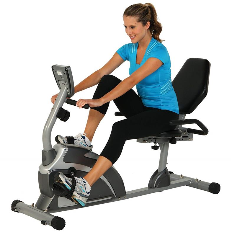 The Best Recumbent Exercise Bike Reviews 2019 3