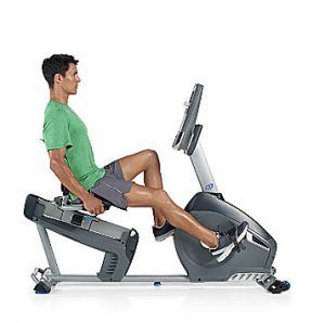 Nautilus-R614-Recumbent-Bike-Reviews-Male
